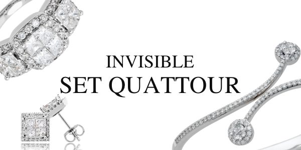Invisible set Quattour